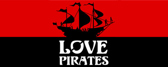 lovesong love story pirates